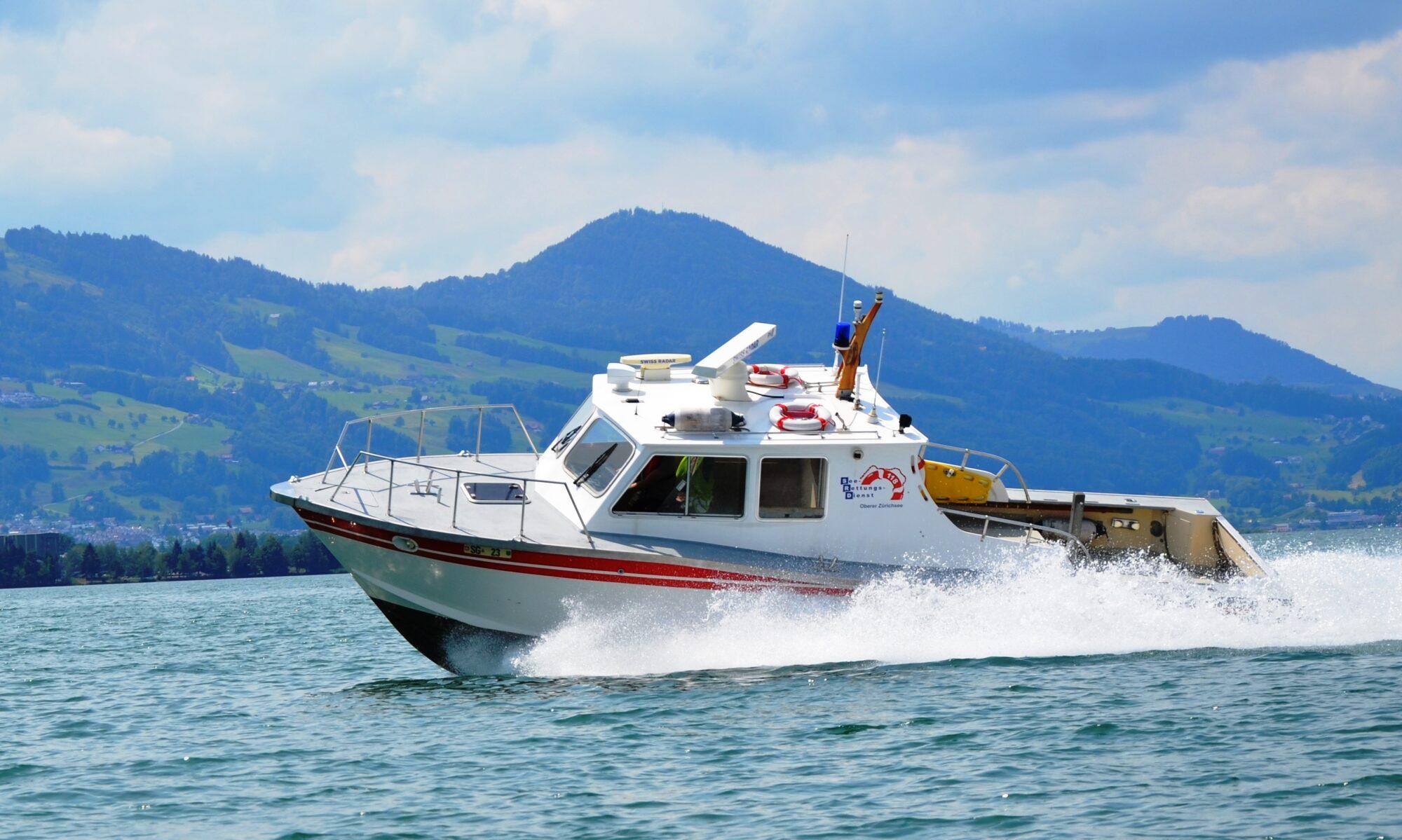 Seerettungsdienst Oberer Zürichsee